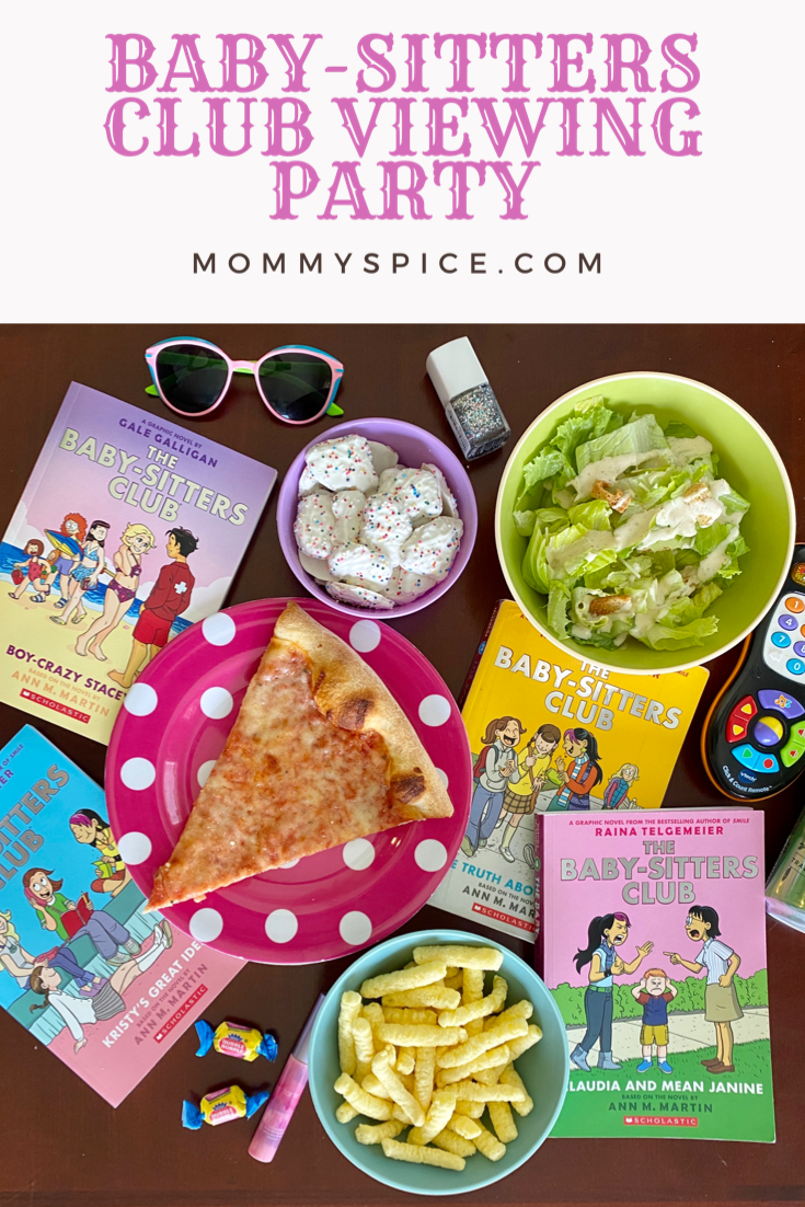 Baby-Sitters Club Viewing Party