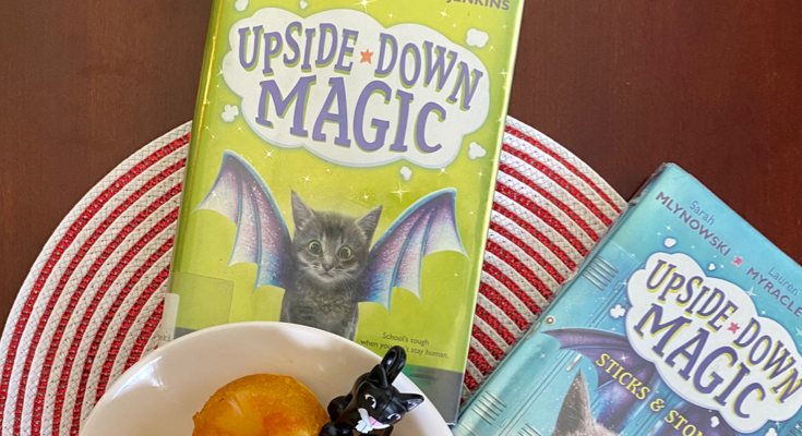 Upside Down Magic Viewing Party